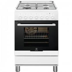Cucina Electrolux RKK61380OW - Bianca - Classe A