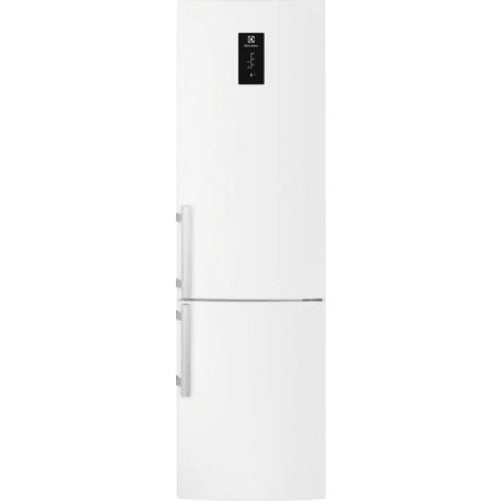Frigocongelatore Electrolux EN3854NOW Bianco