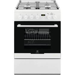Cucina a libera installazione mista Electrolux EKK64984OW