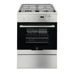 Cucina a libera installazione mista Electrolux EKK64984OX