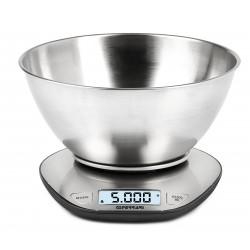 Bilancia da cucina elettronica inox G3Ferrari G20062